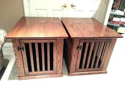 dog kennel table kennel table beautiful dog crate side table with best dog kennel large dog dog kennel