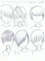I made this tutorial on how i colour anime hair for. Cute Anime Guy Hairstyles The Best Drop Fade Hairstyles