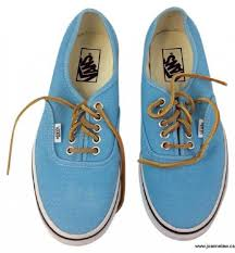vans baby blue leather laces sneakers shoes vans autumn winter 2018 women men