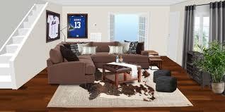 Masculine Interior Design Stunning Modern Man Cave Designs Masculine Living Room Designs Etsy