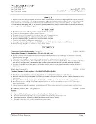 Medical Device Sales Resume Examples Examples Of Resumes
