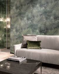 Jungle Chic Add Some Distinctive Textured Foliage To Your Wall
