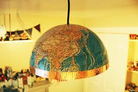 globe pendant lighting. DIY Globe Pendant Light World Lighting