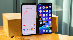 Pixel 4 XL vs. iPhone 11 Pro Max: Face-off