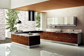 Modern Wooden Kitchen Designs Decorations Kitchen Modern House Kitchen Interior With Stylish