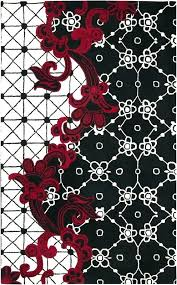 red black white area rugs rug sizes and