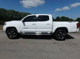 2017 Used Toyota Tacoma TRD Sport Double Cab 5' Bed V6 4x2 ...