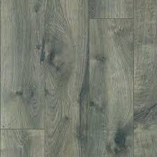 Grey Wood Laminate Flooring Pergo Xp Southern Grey Oak Laminate Flooring 5 In X 7 In Take