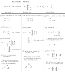 100 level mathematics revision exercises