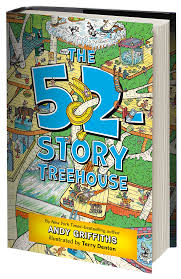 Dymocks  The 26Storey Treehouse By Andy GriffithsThe 26 Storey Treehouse