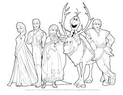 Olaf Coloring Pages Trustbanksurinamecom