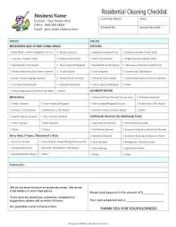 Commercial Cleaning Rates Chart 2018 Home Cleaning List Template Jasonkellyphoto Co