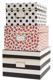 Storage Boxes Decorative Fabric Black And White Storage Boxes Decorative 5