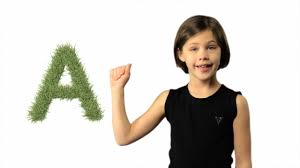 Asl Abc Lesson And Song Learn Sign Language Alphabet