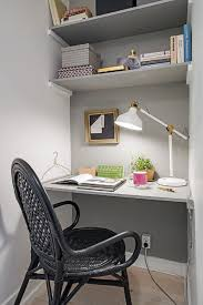 mini home office. Space Saving Ideas For Small Home Office Storage Help Create Comfortable And Neat Work Stations Mini