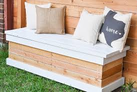 best diy bench ideas for extra seating