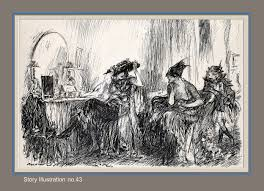 43 Henry High Society Henry Patrick Raleigh Illustration Archive