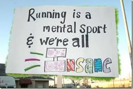 Running is mental