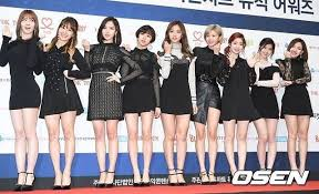 6th Gaon Chart Music Awards 2017 Twice Red Carpet From 6th Gaon Chart Music Awards Once
