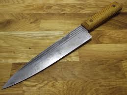 Sabatier Elephant Logo CarbonSteel Kitchen KnivesCarbon Steel Kitchen Knives