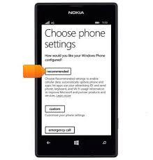 Especificações técnicas, fotos, vídeo de review, melhores preços para você e muito mais. Nokia Lumia 520 Device Set Up At T