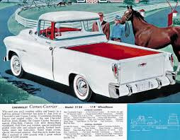 1955-'58 Chevy Cameo: The World's First Sport Truck? - Page 3