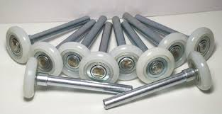 2 garage door roller 10 pack 4 inch stem 13 bearing