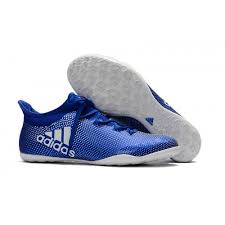 adidas x 17 3. new adidas x tango 17-3 ic soccer cleats blue white 17 3