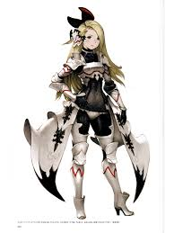 art of bravely default design works 2010 2018 art book