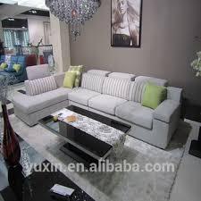 modern fabric sofa set. 2017 Modern Fabric Sofa/corner Sofa Set Designs