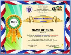 free perfect attendance certificate editable quarterly awards certificate template deped tambayan ph