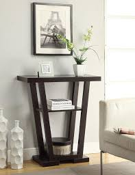 entryway console table. Amazon.com: Convenience Concepts Modern Newport V Console Table, Rich Espresso: Kitchen \u0026 Dining Entryway Table A