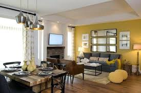 yellow walls living room transitional living room with sun yellow accent wall mustard yellow walls living yellow walls living room