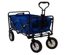 folding garden cart. Blue-Mac-Sports-Collapsible-Folding-Utility-Wagon-Garden- Folding Garden Cart