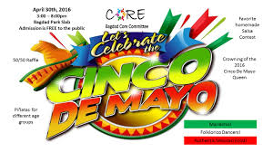 cinco de o flyer town of bagdad az