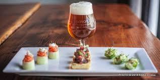 Craft beer and food pairings take flight at SAVOR