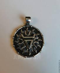 купить оберег знак велеса серебряный велес славяне славянский