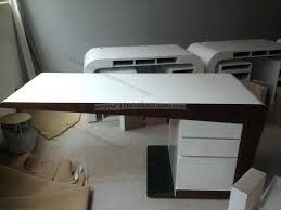 office desk table tops. Elegant Desk Furniture Design Office With White Acrylic Solid Surface Table Top . Tops