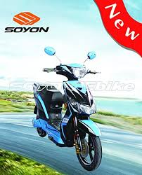 SOYON 60v, 20ah, 500w EBIKE <b>SY002</b> Blue, Electric Bicycles ...