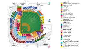 Target Field Baseball Seating Chart Twins Ticket Price History Twinstrivia Com