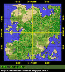 minecraft xbox one map size xbox minecraft seeds seed map philadelphia