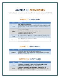 Agenda Oficial Cled2014