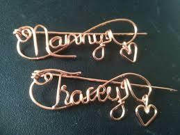 <b>Personalised Name</b>, <b>Name pin</b>, Best Friend gift, <b>Custom</b> Wire letters ...