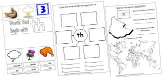 Th Worksheets Free Worksheets Library   Download and Print ...