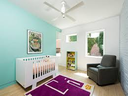 image of dark purple nursery rug