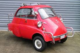 Coupe Series 3 wheel car bmw : Sold: BMW Isetta 300cc 3-Wheeler (LHD) Auctions - Lot 9 - Shannons