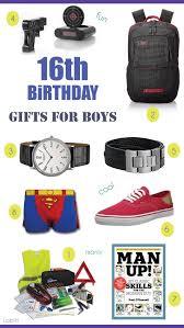 Teen boy birthday gifts