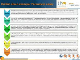 persuasive essay nancy sanchez  5 outline about example persuasive essay