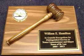 gavel plaque 2