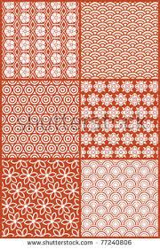 Asian Patterns Mesmerizing Asian Patterns Stock Vector Royalty Free 48 Shutterstock